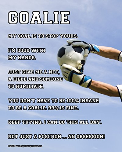Inspirational Quotes For Soccer Goalies