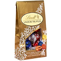 Lindt Lindor Assorted Chocolate Truffles 5.1 oz
