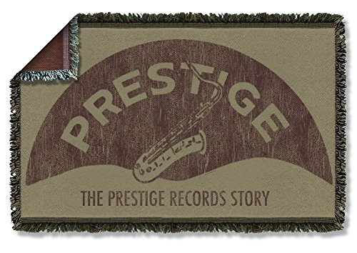 Concord Music Group Prestige Woven Throw CM154TAP