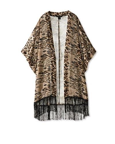 Steve Madden Women's Kimono, Brown