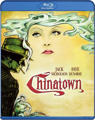 Cover art for  Chinatown [Blu-ray]