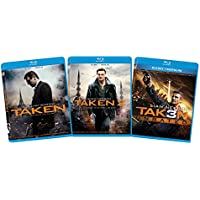 Taken 1-3 Bundle on Blu-ray