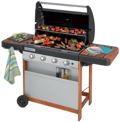 Campingaz Barbecue a gas 12,8 W 141 × 64,2 cm 4 Series Woody L 2000015637