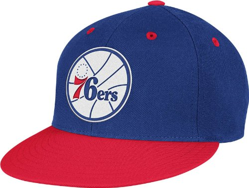 NBA Philadelphia 76Ers Men's Snap Back Cap