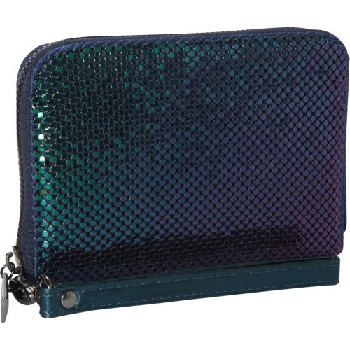 whiting-davis-womens-smartphone-wallet-peacock-one-size