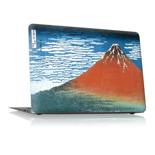 GELASKINS Apple 13インチ MacBook Air ( 2nd 3rd Gen. ) 対応 保護スキンシール 【Fuji】 MAC13-AIR-0006