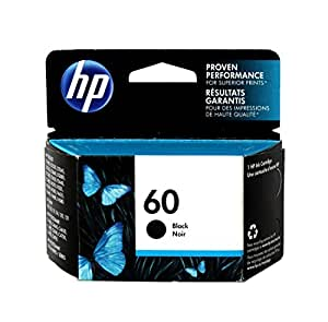 HP 60 Black Ca Ink Cartridge