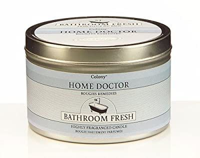 Wax Lyrical Home Doctor Bathroom Fresh Tin Candle by Wax Lyrical