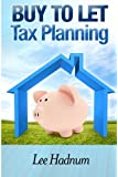 Buy To Let Tax Planning: 2015/2016
