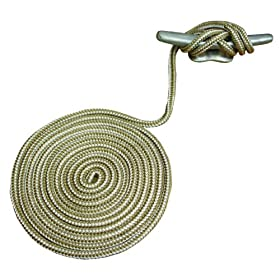 Attwood Premium Double Braided Nylon Dock Line