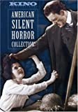 Cover art for  American Silent Horror Collection (The Man Who Laughs/The Penalty/The Cat and the Canary/Dr. Jekyll & Mr. Hyde/Kingdom of Shadows) (5pc)