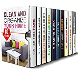Clean and Organize Your Home Box Set (10 in 1): Quick, Cheap, and Easy Home Design and Cleaning for a Beautiful Home (Savory Smoker and Grill Recipes Box Set (11 in 1))