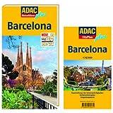 ADAC Reiseführer plus Barcelona: Mit extra Karte zum Herausnehmen