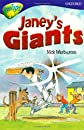 Oxford Reading Tree: Stage 11: TreeTops More Stories A: Janey's Giant