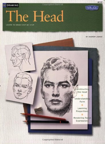 Drawing: the Head (How to Draw & Paint/Art Instruction Program) (v. 2) (Andrew Loomis Figure Drawing compare prices)