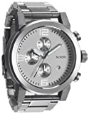 Nixon Ride SS Watch - Men's White, One Size