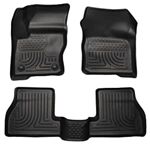 Husky Liners Custom Fit Weatherbeater Molded Front And