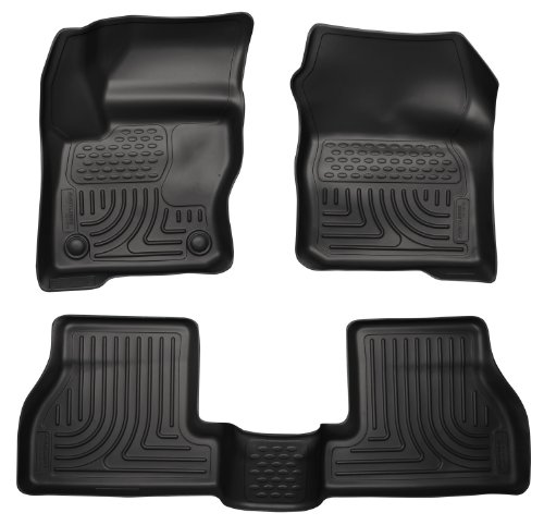 husky-liners-custom-fit-weatherbeater-molded-front-and-second-seat-floor-liner-set-for-select-ford-f