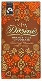 Divine Chocolate Orange Milk Chocolate 100 g x 1