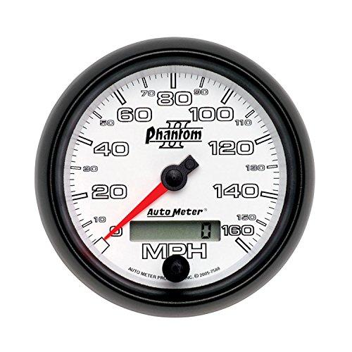 Auto Meter 1300 Arctic White Street Rod Kit