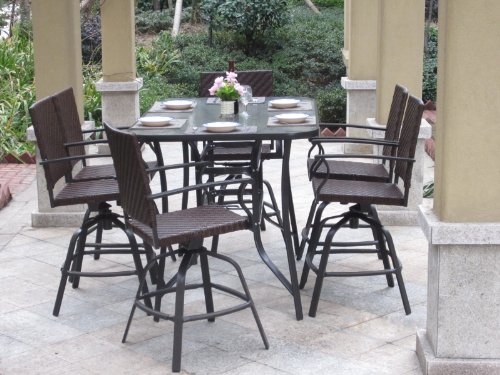 Counter Height Patio Dining Sets : Patio Bar Sets Clearance Patio Design Ideas