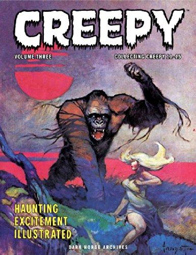 Creepy Archives Volume 3 PDF