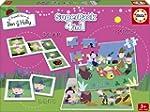 Puzzle Educa - Ben & Holly, superpacc...