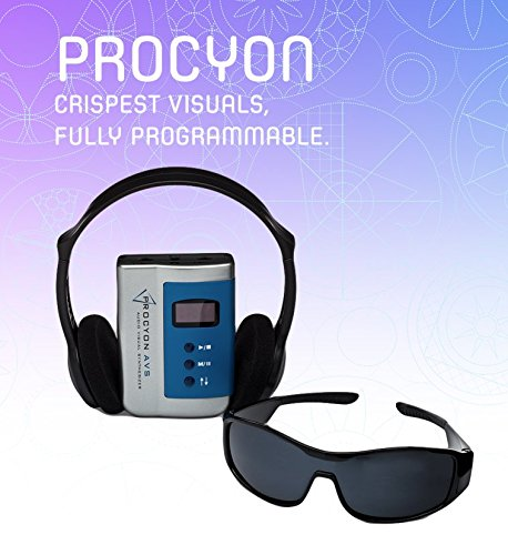 Mindplace Procyon AVS System Light and Sound Meditation Mind Machine (Neurofeedback Machine compare prices)