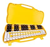 Performance Percussion G4-A6 27 Note Glockenspiel with Black/White Keys