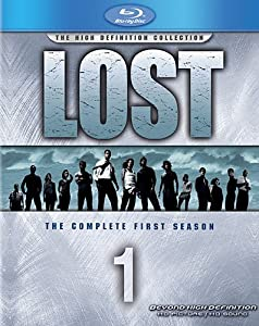 Lost: The Complete First Season [Blu-ray]