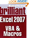 Brilliant Microsoft Excel 2007 VBA an...