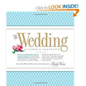 The Wedding Planner & Organizer Ring-bound — by Mindy Weiss (Author)