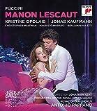 Manon Lescaut: Royal Opera House (Pappano) [Blu-ray] [2015]