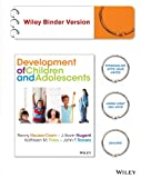 img - for The Development of Children and Adolescents: An Applied Perspective Binder Ready Version + WileyPLUS Registration Card book / textbook / text book