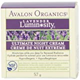 Avalon Organics Ultimate Night Crème