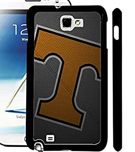 """ColourCraft Alphabet """"T"""" Design Back Case Cover for SAMSUNG GALAXY NOTE 2 N7100"""