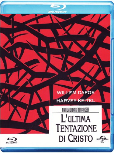 L'ultima tentazione di Cristo [Blu-ray] [IT Import]