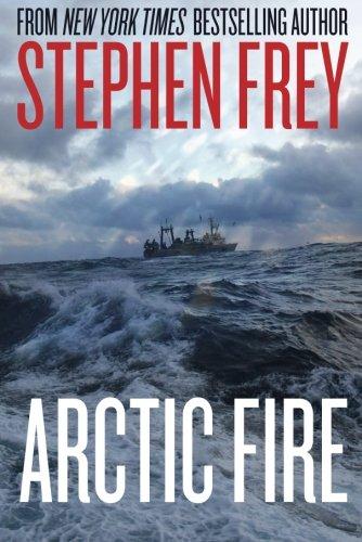 """""""Arctic Fire"""" av Stephen W. Frey"""