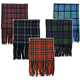 Scottish Highland 100% Wool Tartan/Plaid Sash Made In Scotland 10.5