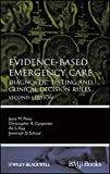 img - for Evidence-Based Emergency Care: Diagnostic Testing and Clinical Decision Rules book / textbook / text book