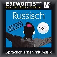Russisch (vol.1): Lernen mit Musik  by earworms learning Narrated by Uli Holler, Tatjana Homowa, Irina Metzler