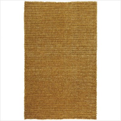 Harvest Gold Shag Rug Size: 8' x 10'