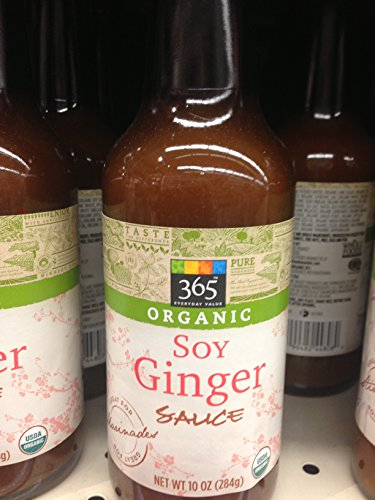 365 Everyday Value Organic Soy Ginger Sauce (Soy Ginger Sauce compare prices)