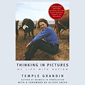 Thinking in Pictures Audiobook