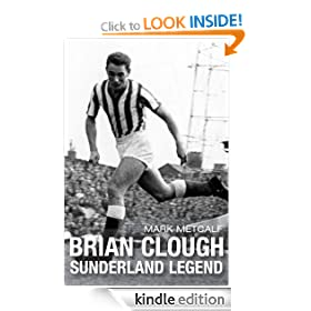 Brian Clough - Sunderland Legend