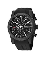 MomoDesign Composito Carbon Men's Automatic Chronograph Watch MD280CF-01BKFC-RB