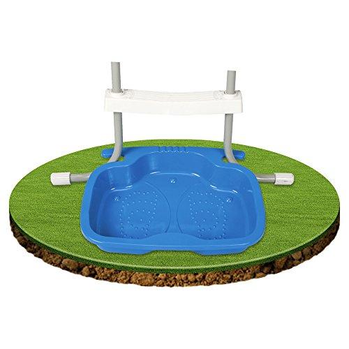 Intex 29080 vaschetta lavapiedi giochi da spiaggia for Pediluvio piscina