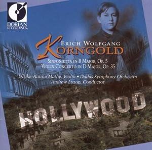 Erich Wolfgang Korngold: Sinfo