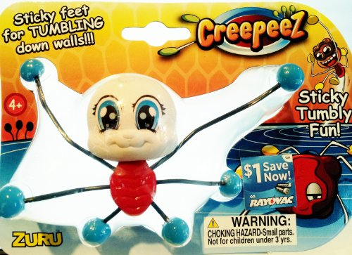 "Creepeez ""Lazer Lightning"" Sticky Feet Creature"