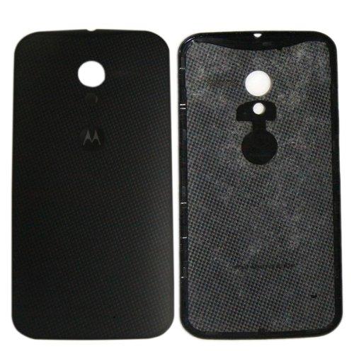 New Original Battery Back Door Cover Case For Motorola Moto X Xt1058 Black